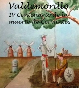 Valdemorillo Cuarto centenario de la muerte de Cervantes