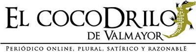 Logo El Cocodrilo de Valmayor